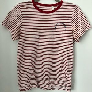 Marc Jacobs Striped Tee